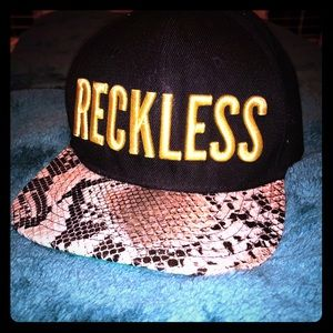 Reckless Snapback